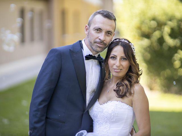 Il matrimonio di Simone e Arianna a Zevio, Verona 13