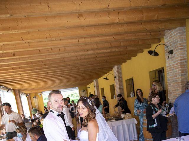 Il matrimonio di Simone e Arianna a Zevio, Verona 16