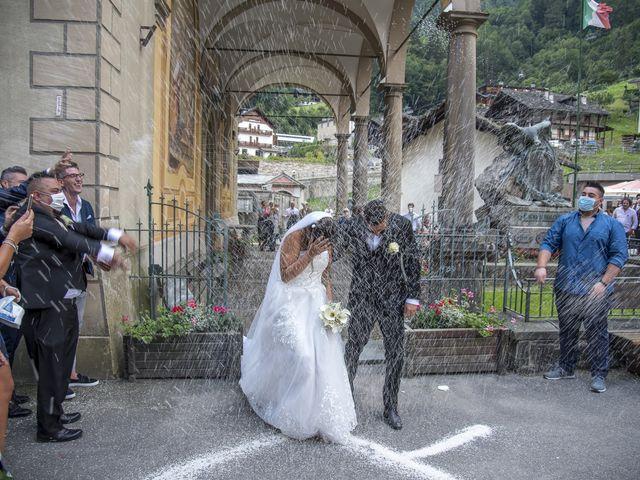 Il matrimonio di Federico e Veronica a Prato Sesia, Novara 1
