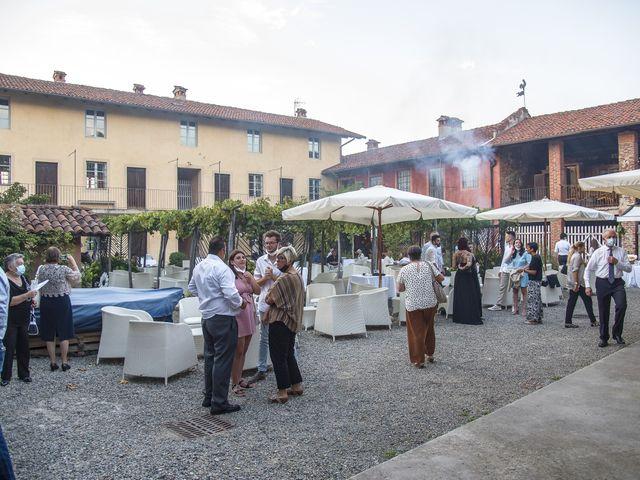 Il matrimonio di Federico e Veronica a Prato Sesia, Novara 4