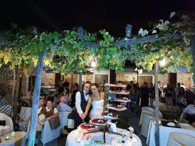 Il matrimonio di Federico e Veronica a Prato Sesia, Novara 11