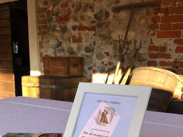 Il matrimonio di Federico e Veronica a Prato Sesia, Novara 12