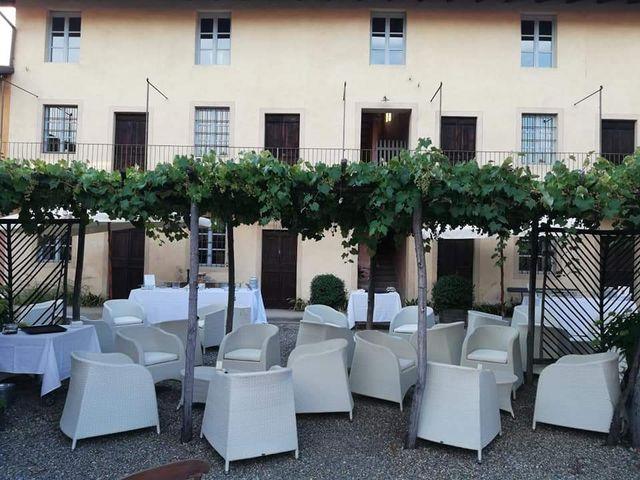 Il matrimonio di Federico e Veronica a Prato Sesia, Novara 15