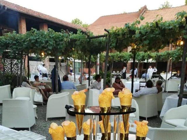 Il matrimonio di Federico e Veronica a Prato Sesia, Novara 17