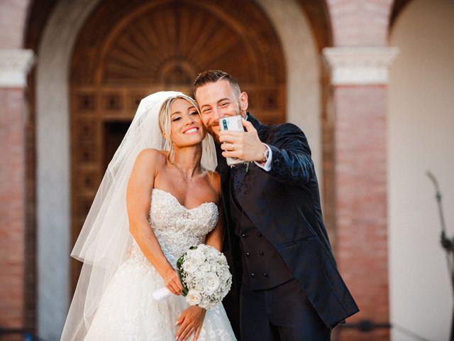 Il matrimonio di Luca e Debora a Roma, Roma 22