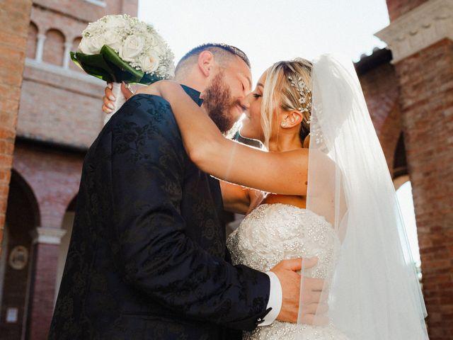 Il matrimonio di Luca e Debora a Roma, Roma 24