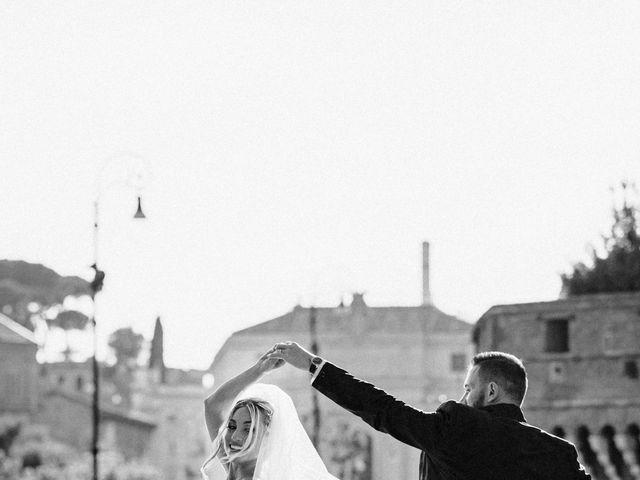 Il matrimonio di Luca e Debora a Roma, Roma 25