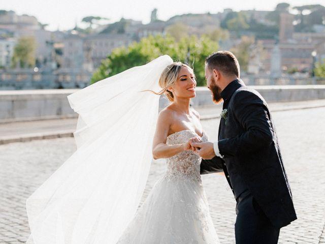 Il matrimonio di Luca e Debora a Roma, Roma 26