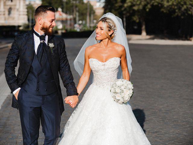 Il matrimonio di Luca e Debora a Roma, Roma 27
