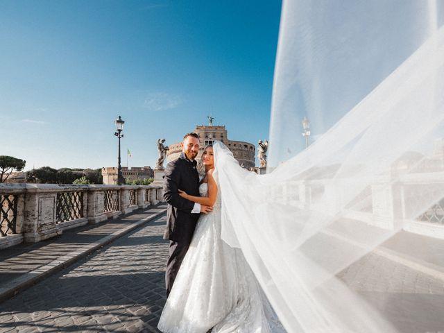 Il matrimonio di Luca e Debora a Roma, Roma 28