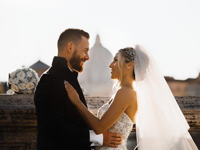 Il matrimonio di Luca e Debora a Roma, Roma 30