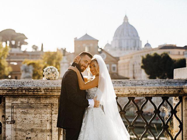 Il matrimonio di Luca e Debora a Roma, Roma 32
