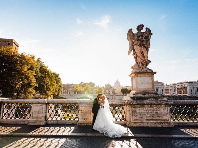 Il matrimonio di Luca e Debora a Roma, Roma 33