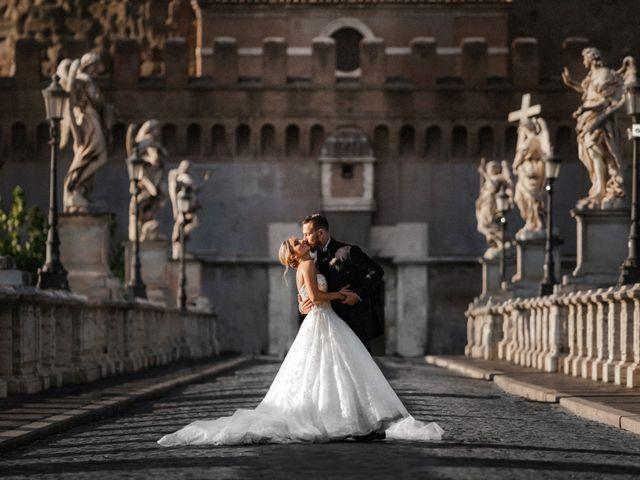 Il matrimonio di Luca e Debora a Roma, Roma 38
