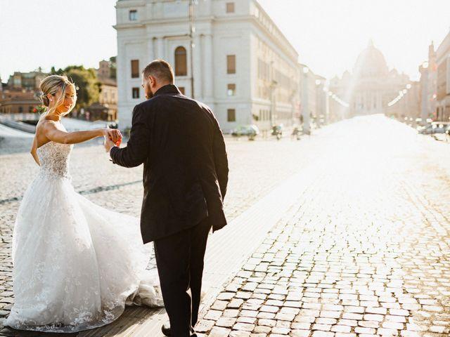Il matrimonio di Luca e Debora a Roma, Roma 43