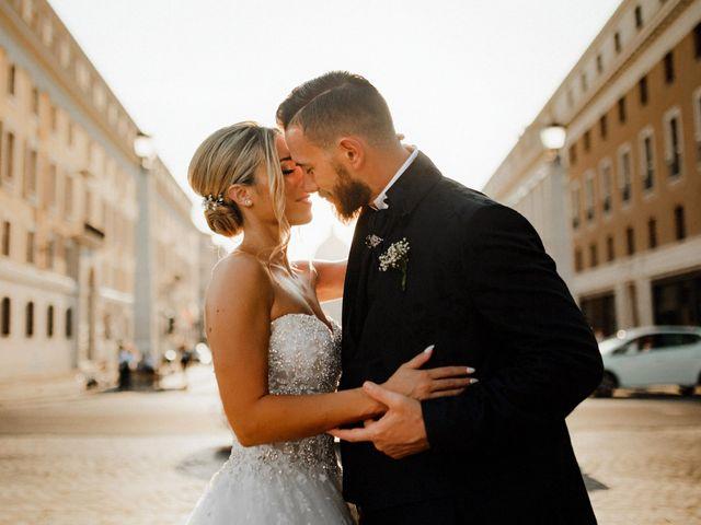 Il matrimonio di Luca e Debora a Roma, Roma 46
