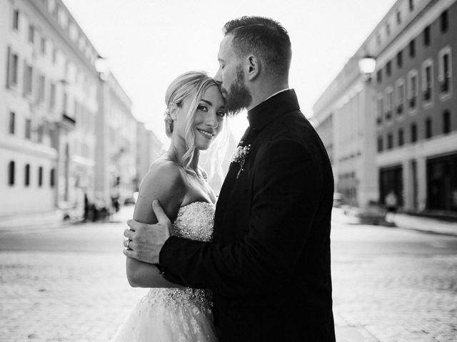 Il matrimonio di Luca e Debora a Roma, Roma 47