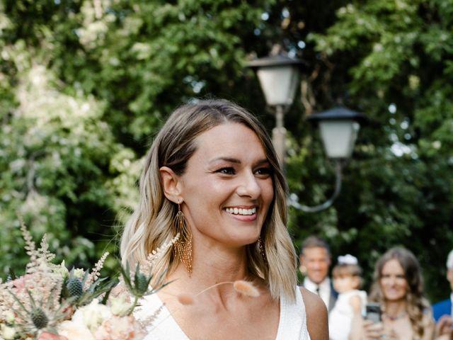 Il matrimonio di Norberto e Vanessa a Volpago del Montello, Treviso 3