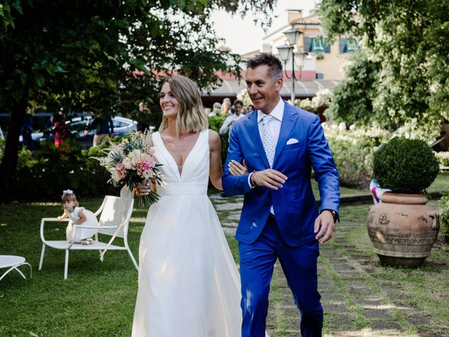 Il matrimonio di Norberto e Vanessa a Volpago del Montello, Treviso 2