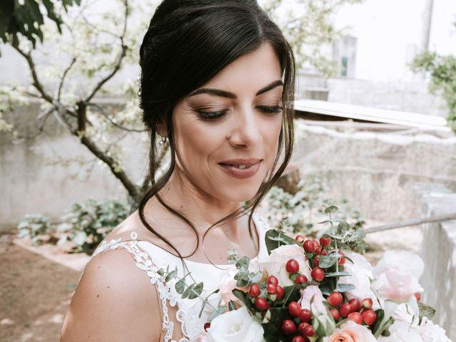 Il matrimonio di Eraldi e Francesca a Santa Cesarea Terme, Lecce 12