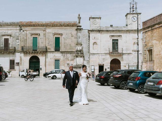 Il matrimonio di Eraldi e Francesca a Santa Cesarea Terme, Lecce 15