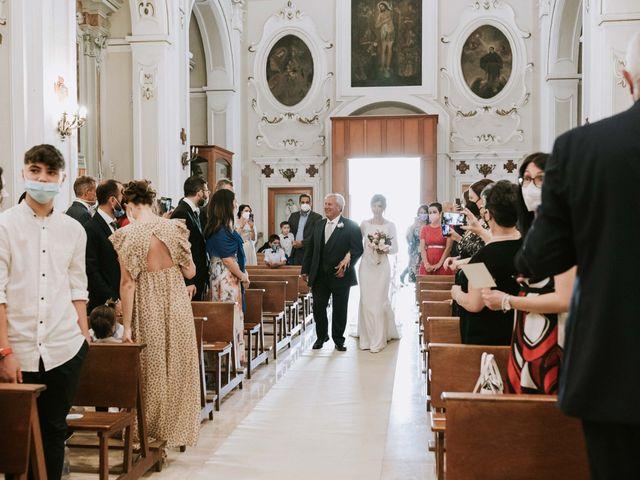 Il matrimonio di Eraldi e Francesca a Santa Cesarea Terme, Lecce 17