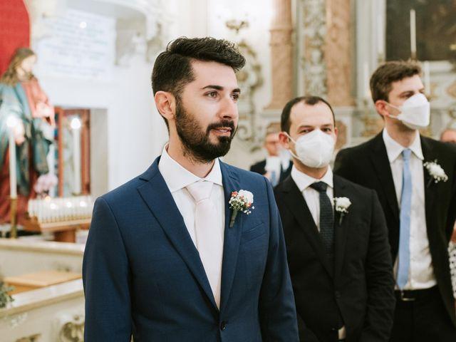 Il matrimonio di Eraldi e Francesca a Santa Cesarea Terme, Lecce 18