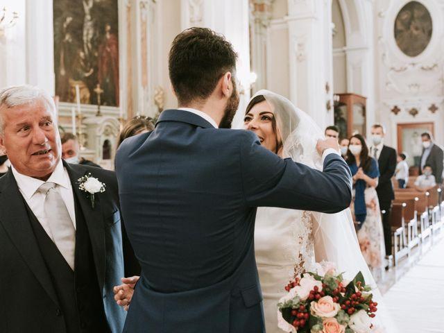 Il matrimonio di Eraldi e Francesca a Santa Cesarea Terme, Lecce 19