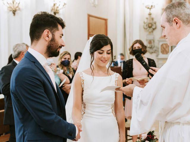 Il matrimonio di Eraldi e Francesca a Santa Cesarea Terme, Lecce 21