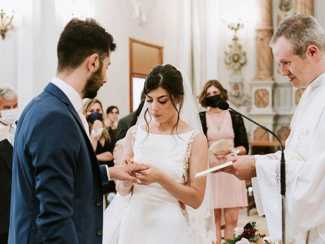 Il matrimonio di Eraldi e Francesca a Santa Cesarea Terme, Lecce 22