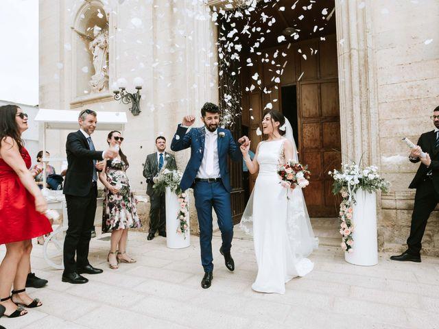 Il matrimonio di Eraldi e Francesca a Santa Cesarea Terme, Lecce 23