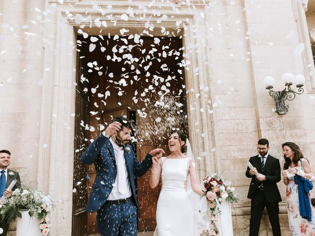 Il matrimonio di Eraldi e Francesca a Santa Cesarea Terme, Lecce 24