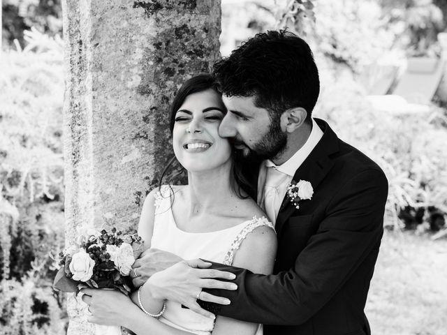 Il matrimonio di Eraldi e Francesca a Santa Cesarea Terme, Lecce 35
