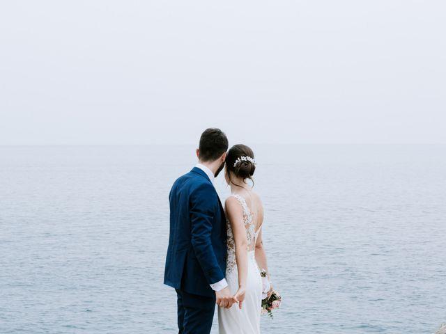 Il matrimonio di Eraldi e Francesca a Santa Cesarea Terme, Lecce 41