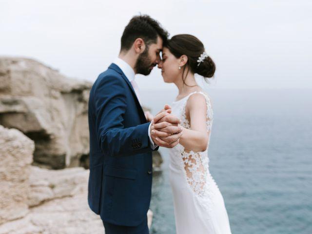Il matrimonio di Eraldi e Francesca a Santa Cesarea Terme, Lecce 43