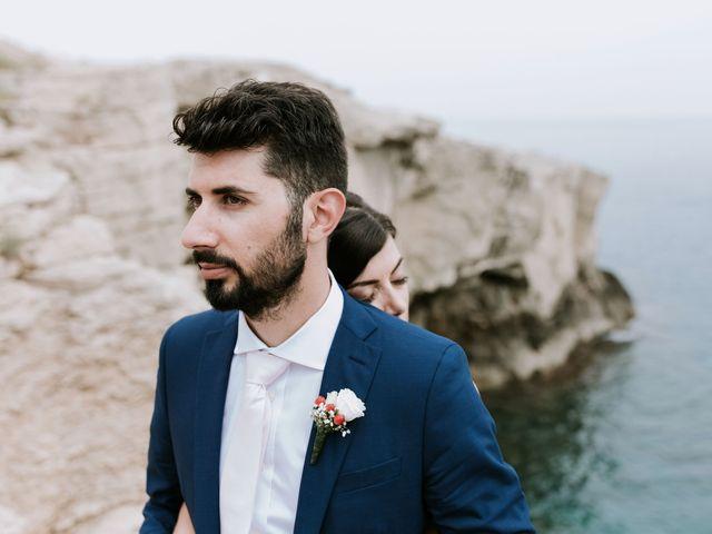Il matrimonio di Eraldi e Francesca a Santa Cesarea Terme, Lecce 45