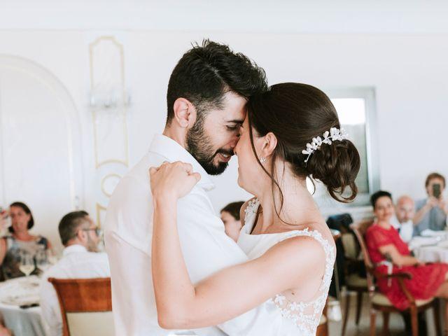 Il matrimonio di Eraldi e Francesca a Santa Cesarea Terme, Lecce 49