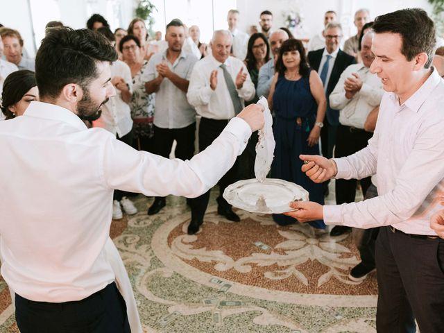 Il matrimonio di Eraldi e Francesca a Santa Cesarea Terme, Lecce 53