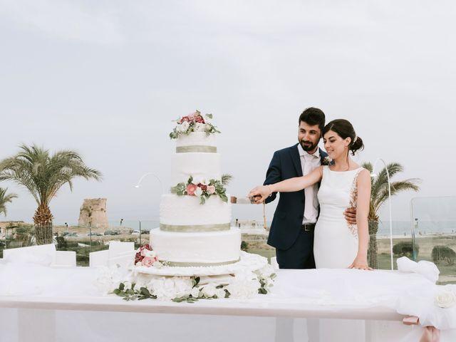 Il matrimonio di Eraldi e Francesca a Santa Cesarea Terme, Lecce 57
