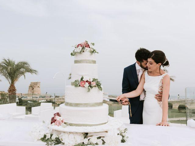 Il matrimonio di Eraldi e Francesca a Santa Cesarea Terme, Lecce 58