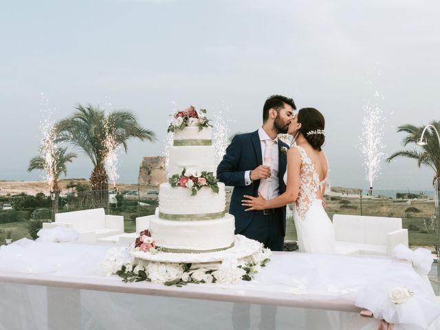 Il matrimonio di Eraldi e Francesca a Santa Cesarea Terme, Lecce 2