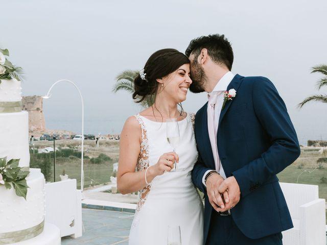 Il matrimonio di Eraldi e Francesca a Santa Cesarea Terme, Lecce 59