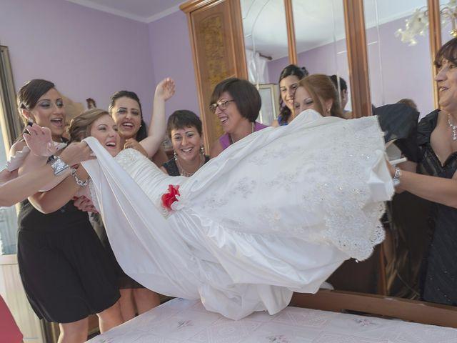 Il matrimonio di Maurizio e Maria Rita a Valledolmo, Palermo 10