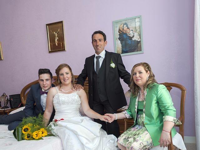 Il matrimonio di Maurizio e Maria Rita a Valledolmo, Palermo 17