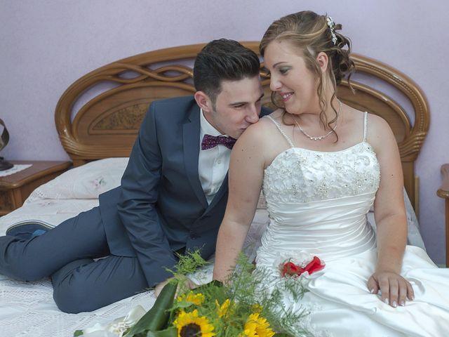 Il matrimonio di Maurizio e Maria Rita a Valledolmo, Palermo 18