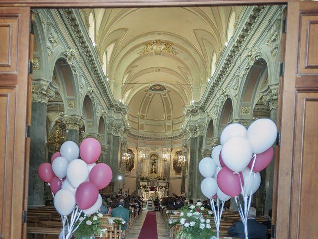 Il matrimonio di Maurizio e Maria Rita a Valledolmo, Palermo 20