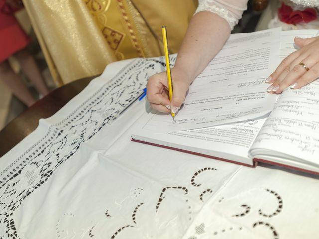 Il matrimonio di Maurizio e Maria Rita a Valledolmo, Palermo 21