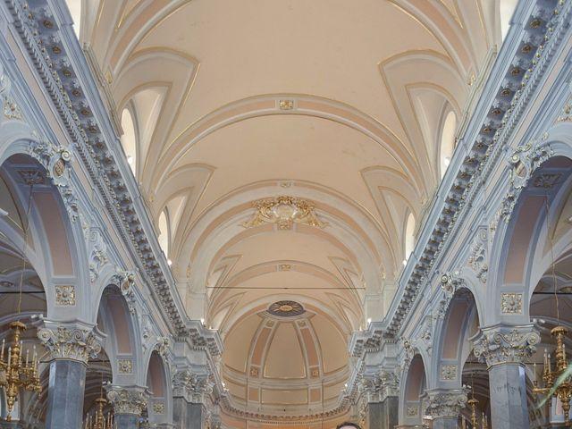 Il matrimonio di Maurizio e Maria Rita a Valledolmo, Palermo 22