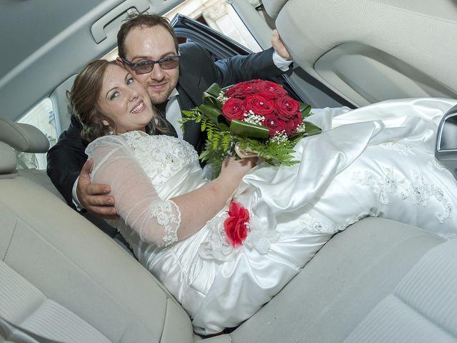 Il matrimonio di Maurizio e Maria Rita a Valledolmo, Palermo 23