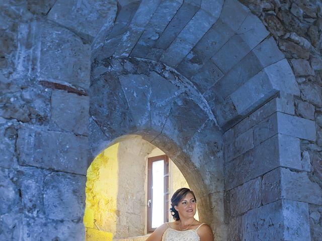 Il matrimonio di Maurizio e Maria Rita a Valledolmo, Palermo 25